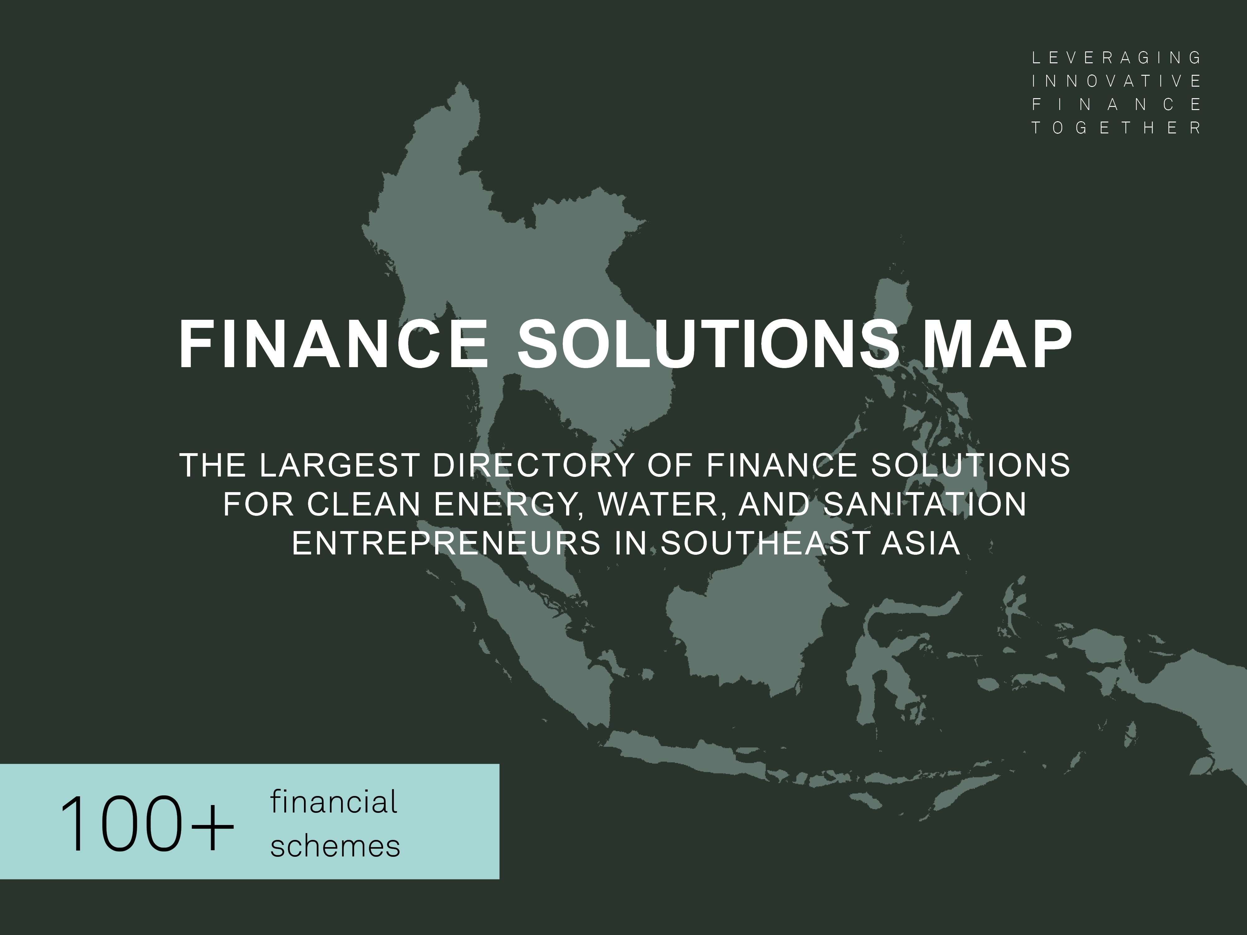 Finance Solutions Map - Nexus for Development